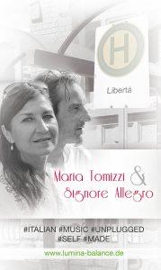 Maria Tomizzi & Signore Allegro